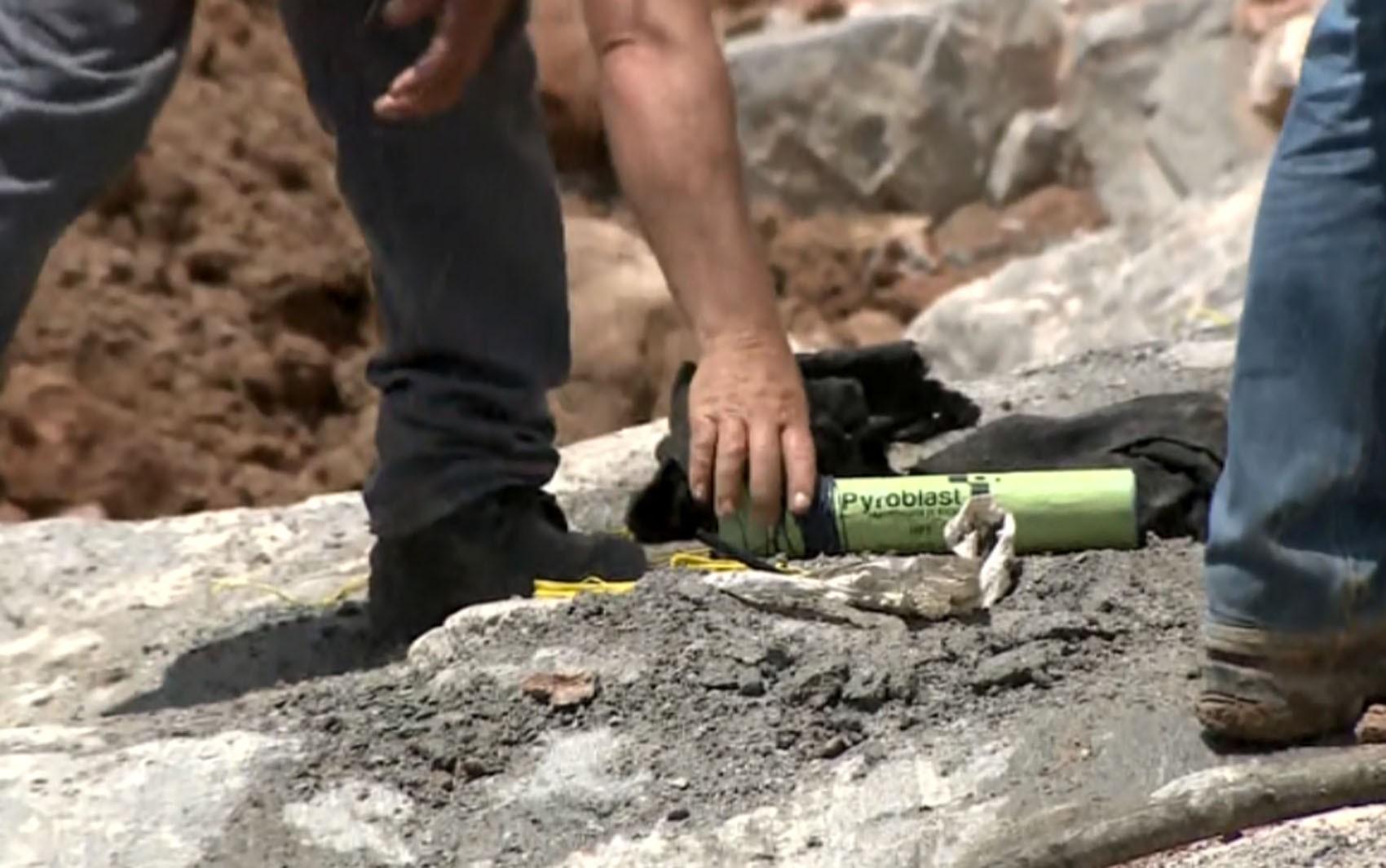 Trecho da BR-277 será interditado para detonação de rochas, em Guaraniaçu