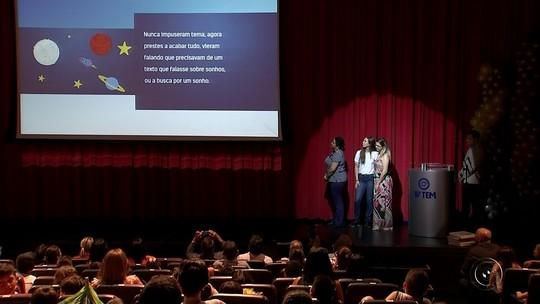Concurso de Redação premia 12 estudantes da região de Rio Preto