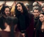 Cena de 'Deus salve o rei' | TV Globo