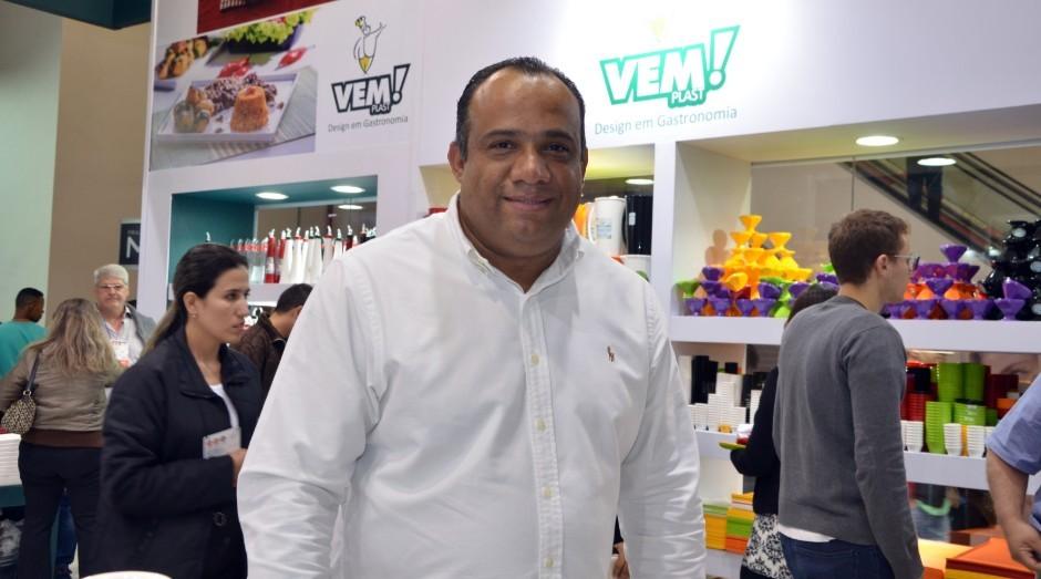 Ricardo Oliveira um dos fundadores da Vemplast (Foto: Antônio Dantas)