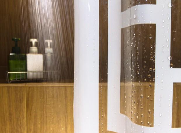 Cortina de banho ou box de vidro? (Foto: Thinkstock)