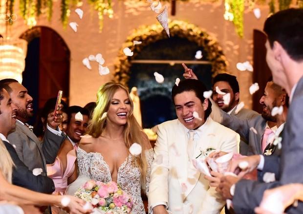 Casamento Luísa Sonza e Whindersson Nunes (Foto: Reprodução/Instagram)