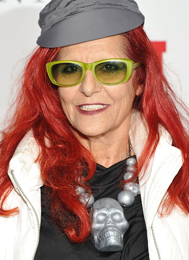 A figurinista de Sex and the City Patricia Field (Foto: Getty Images)