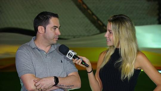 """Ex-capitão do Corinthians fala em """"clima bom"""" em Itaquera e aposta em título do Timão nos pênaltis"""