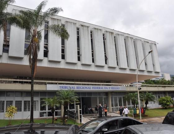 Tribunal Regional Federal da 1ª Região (Foto: ASCOM/TRF)