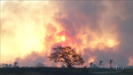 Setembro já é o mês com o maior nº de queimadas da história no país