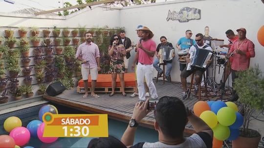 'Paneiro' de sábado (27) tem Mão Pra Riba, TPA e Rock In Rio