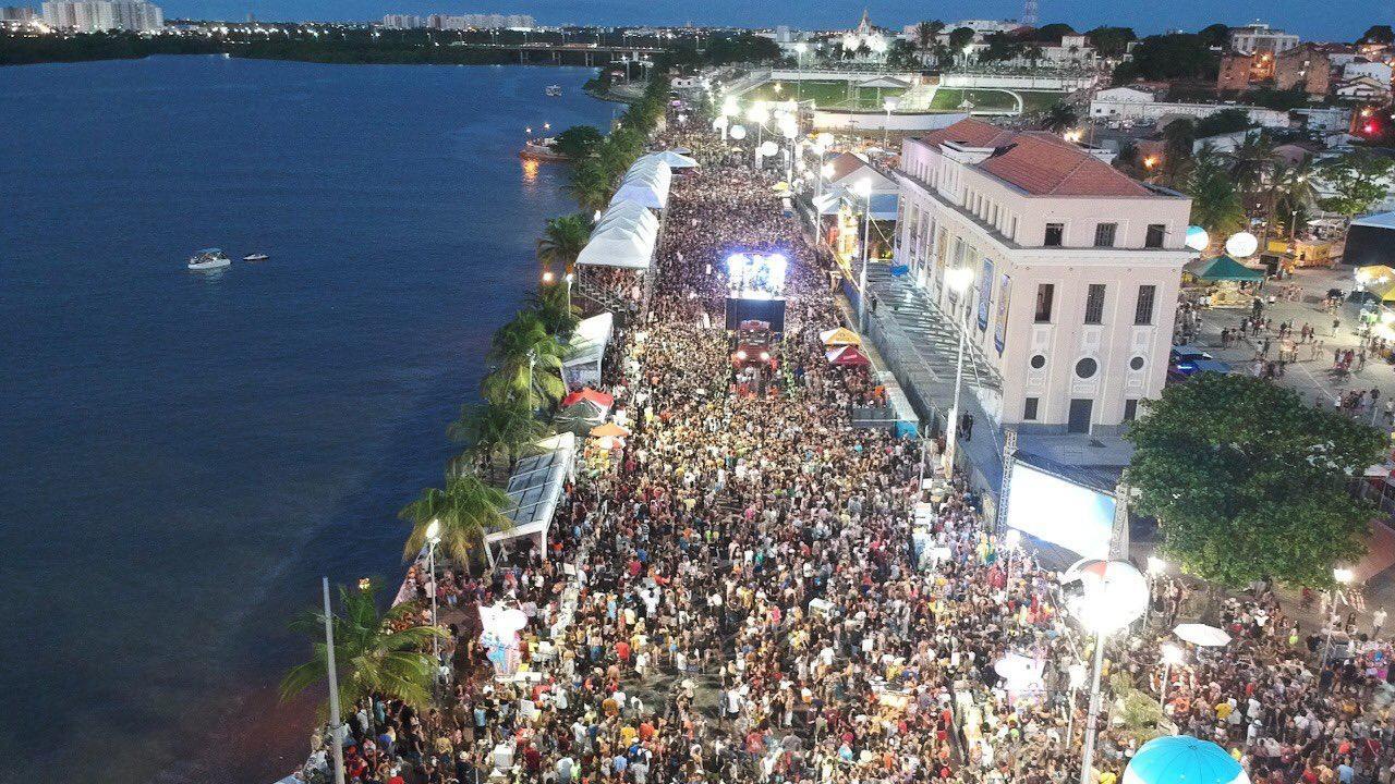 Com estrelas, Circuito Beira-Mar vira sinônimo do Carnaval no Maranhão
