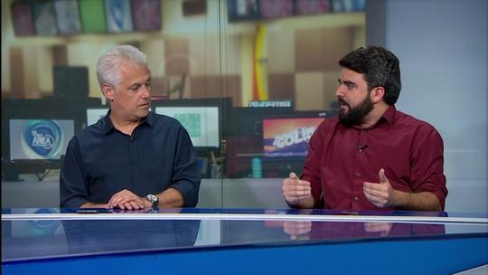 """Aydano diz que faltaram chances a Lucas e cita Alex: """"Monumental, com carreira minúscula na Seleção"""""""