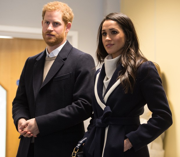 Megan Markle e Harry (Foto: Getty Images)