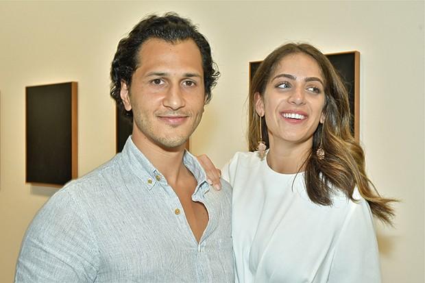 Pedro Maia e Camila Yunes Guarita (Foto: Juan Guerra/ Divulgação )