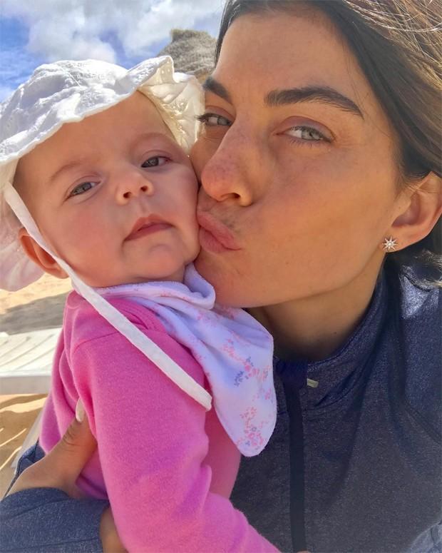 Gaia e Joana Balaguer  (Foto: Reprodução/Instagram)