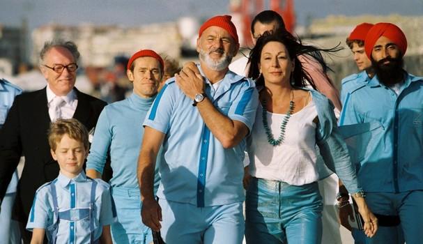 """""""A Vida Marinha com Steve Zissou"""" (Foto: Reprodução)"""