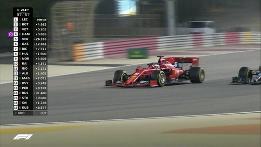 Ferrari veloz e pouco confiável, confirmação de Leclerc e Vettel vulnerável: as lições do Barein