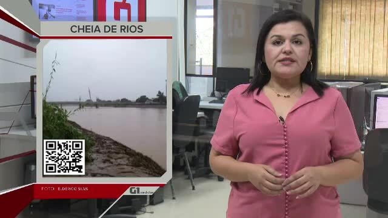 G1 em Um Minuto - AC: Nível de rios em quatro cidades volta a subir nas últimas 24 horas
