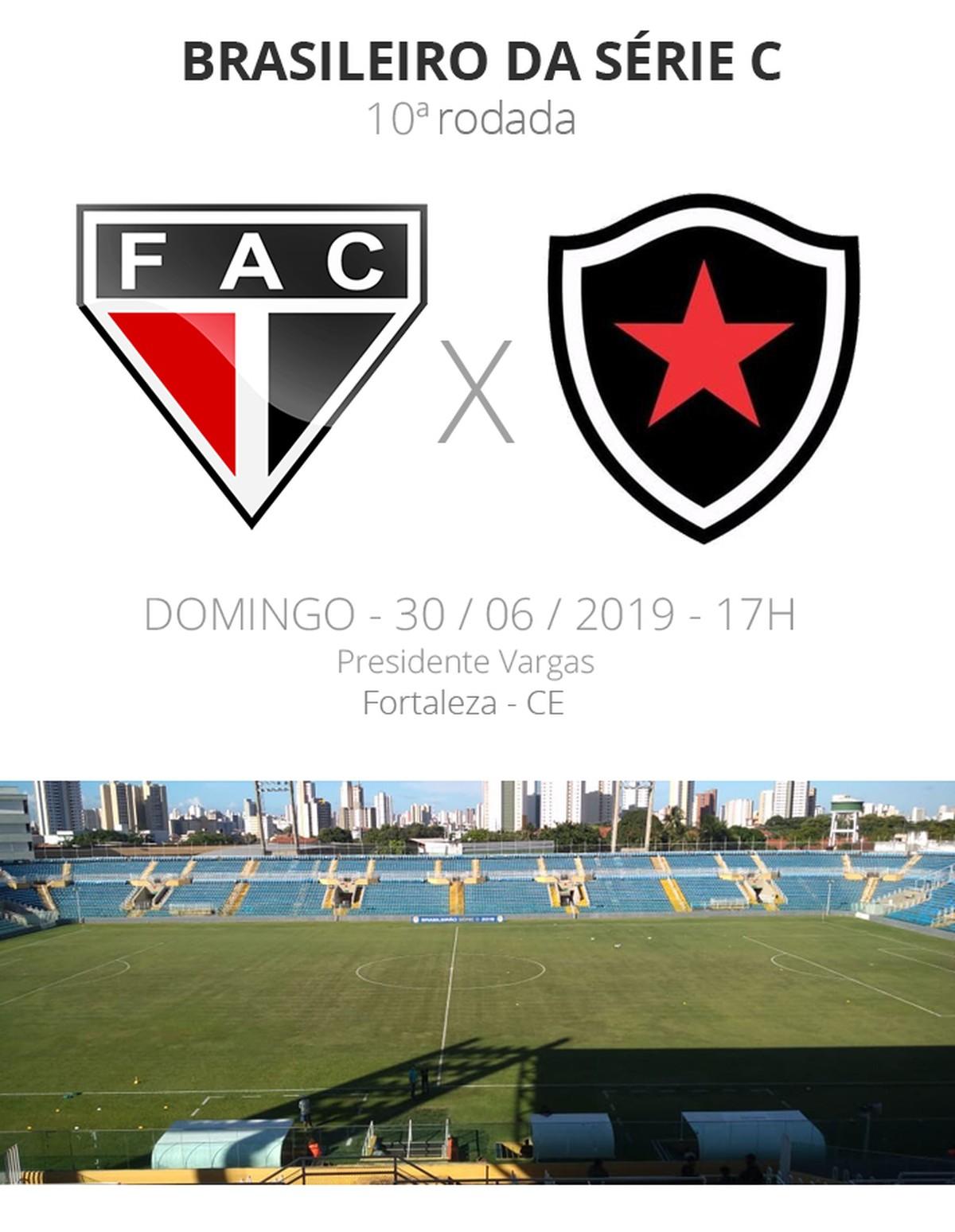 Ferroviario X Botafogo Pb Tudo O Que Voce Precisa Saber Sobre O Jogo Da Rodada 10 Brasileirao Serie C Ge