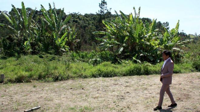 Jaime Chuquimia, dono de uma empresa de financiamentos coletivos (Foto: VINÍCIUS MENDES/BBC NEWS BRASIL)