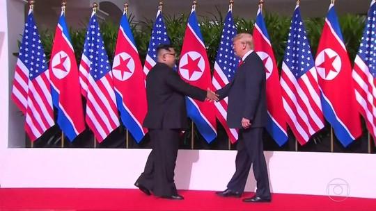 Coreia do Norte se compromete com o fim das armas nucleares