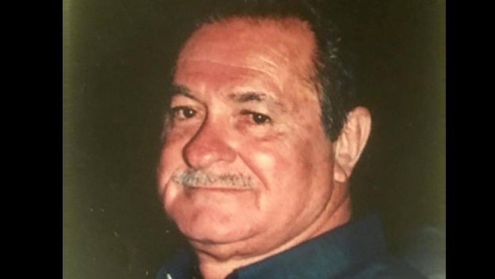 Nelcy da Silva Campos era prático e, segundo amigo, tinha 'coragem inusitada' — Foto: Arquivo Pessoal Nelcy Filho