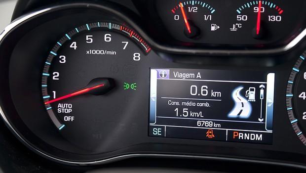 Chevrolet Cruze 2017 (Ảnh: Leo Sposito)