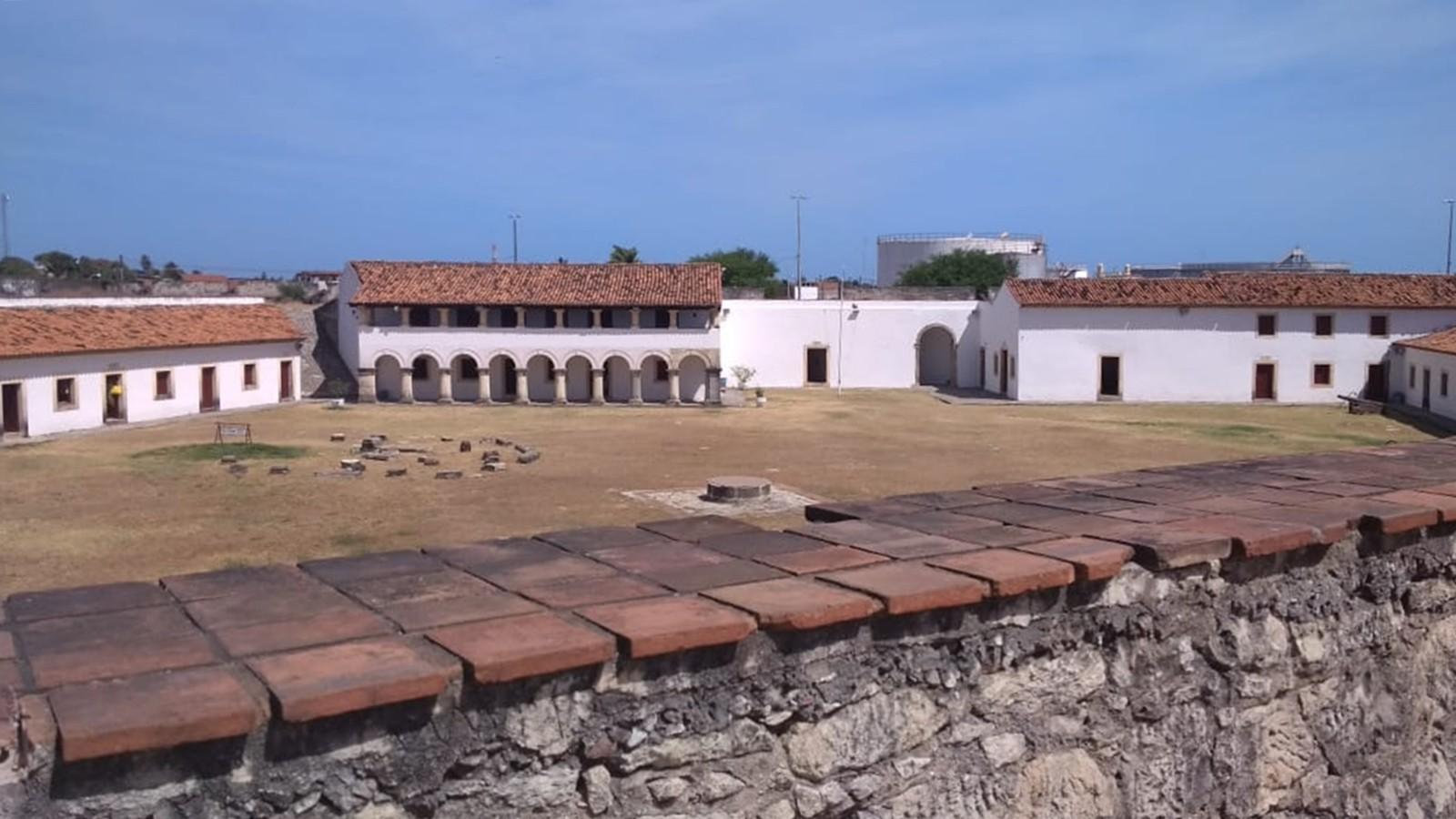 MPF recomenda que Iphan adote medidas de prevenção de incêndio no Forte de Santa Catarina, na PB - Notícias - Plantão Diário