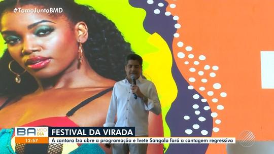 Programação do Festival da Virada é divulgada pelo prefeito de Salvador