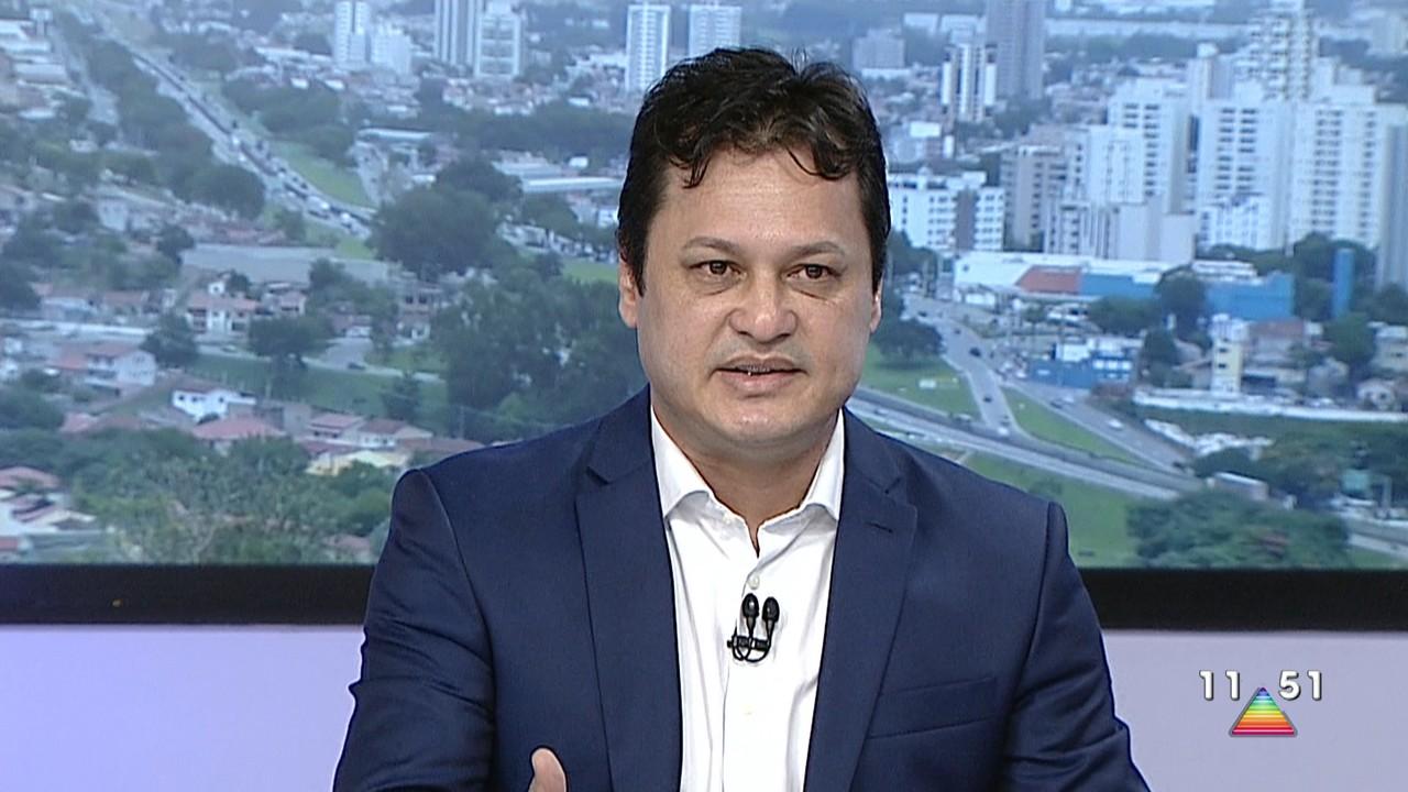 Com Covid-19, prefeito de Ubatuba é internado na UTI de hospital em São José