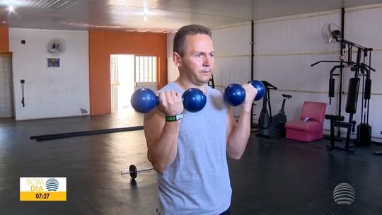 Doses certas e persistência: empresário muda rotina e perde 22kg em 5 meses