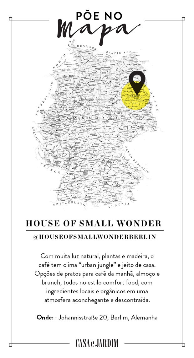 Põe no Mapa House of Small Wonder (Foto: Victor Amirabile)