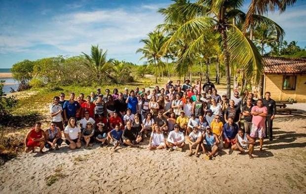 Equipe de Segundo Sol (Foto: Reprodução/Instagram)