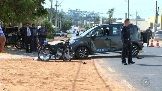 Motociclista morre em acidente na estrada vicinal de distrito de Rio Preto
