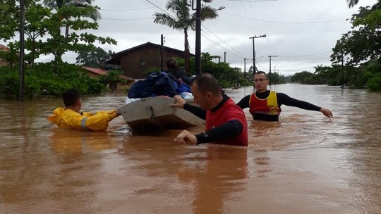 Foto: (Corpo de Bombeiros/ Divulgação)