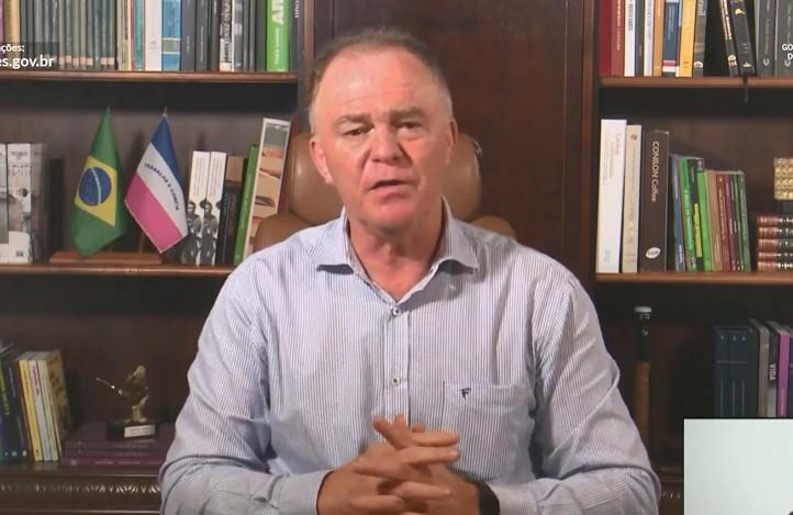 Coronavírus: 'A palavra do presidente é sempre no desequilíbrio', diz Casagrande