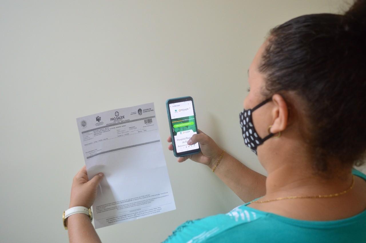 HRBA passa a disponibilizar pela internet o acesso a resultados de exames laboratoriais