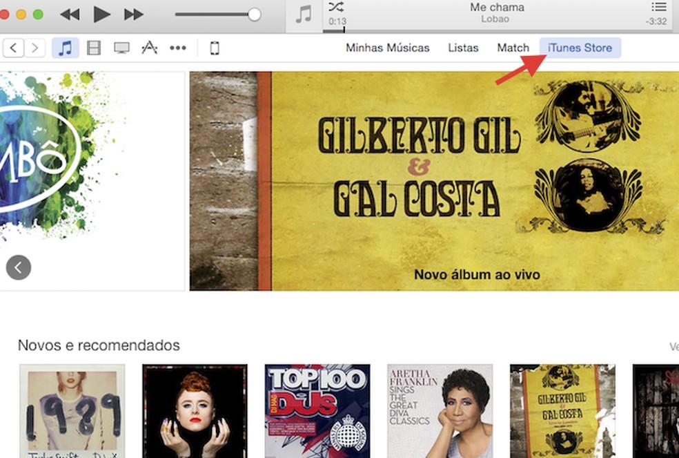 Antes do iTunes Store, quem vendia músicas digitais era o RioPort  — Foto: Reprodução/Marvin Costa