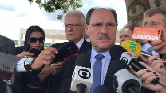 Governador do RS se reúne com Temer para discutir adesão ao regime de recuperação fiscal