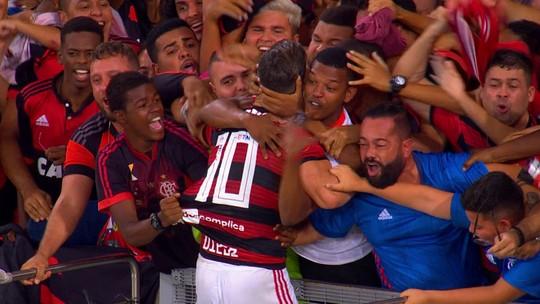Gol dá ânimo, mas futuro de Diego segue incerto no Flamengo: ''Não sei se fico até o final do contrato''