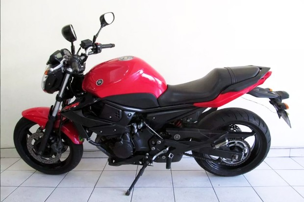 Yamaha Xj6N (2012) (Foto: Autoesporte/Reprodução)