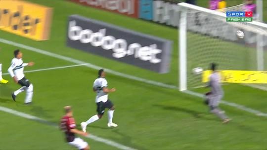 Melhor ataque da Série B, Coritiba marca quase metade dos gols em bola parada
