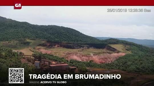 G1 em 1 Minuto: Cinco meses após tragédia, agricultores de Brumadinho vivem incerteza