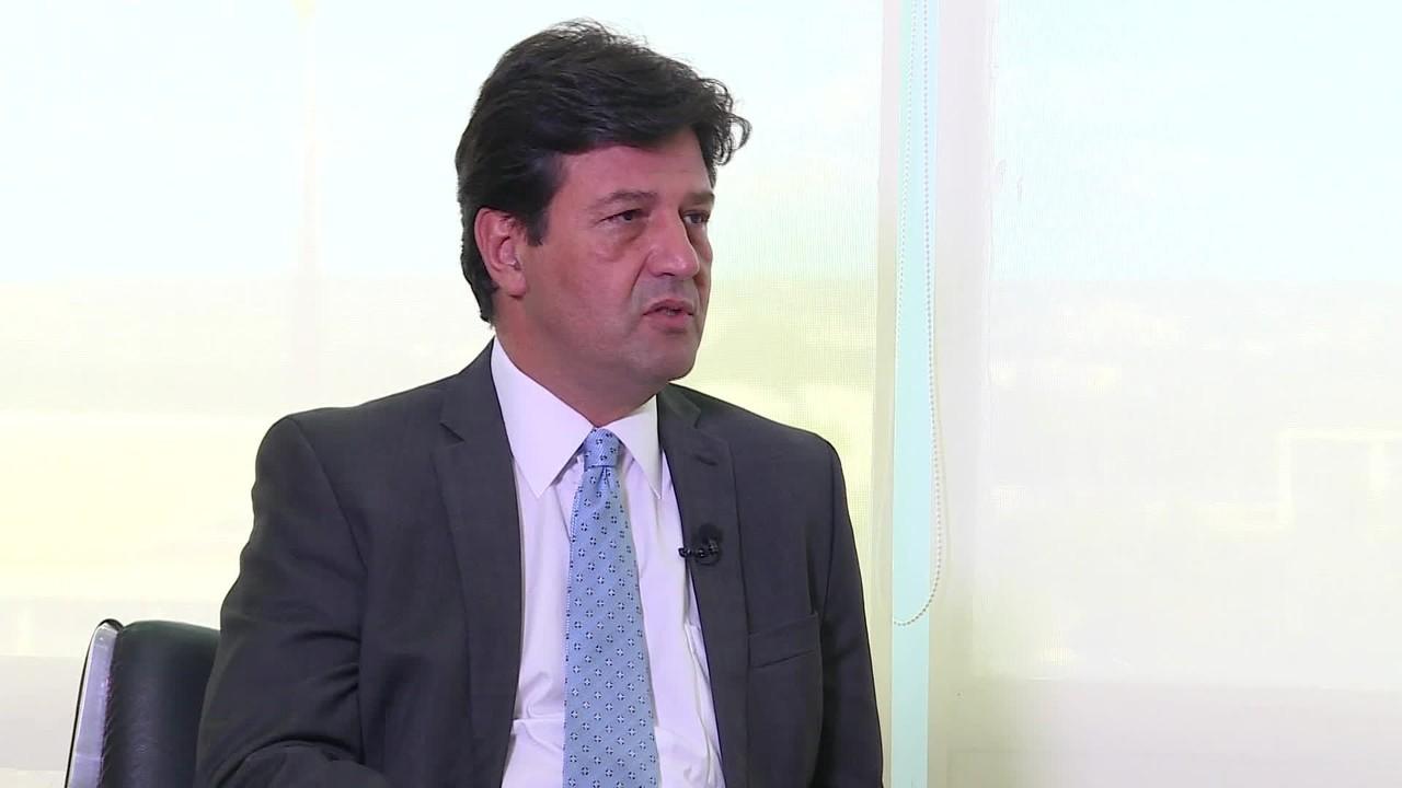 """""""Recursos privados superam as verbas públicas no financiamento à Saúde"""", diz ministro"""
