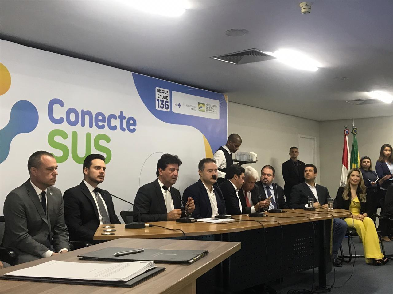 Programa que vai integrar dados de usuários do SUS em todo o país é lançado em Alagoas