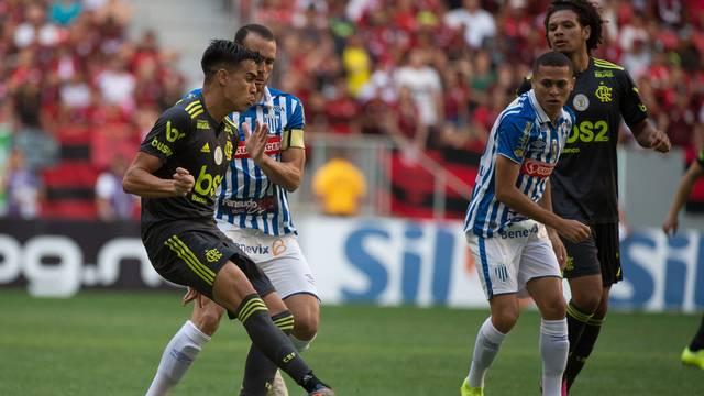 Reinier Avaí x Flamengo