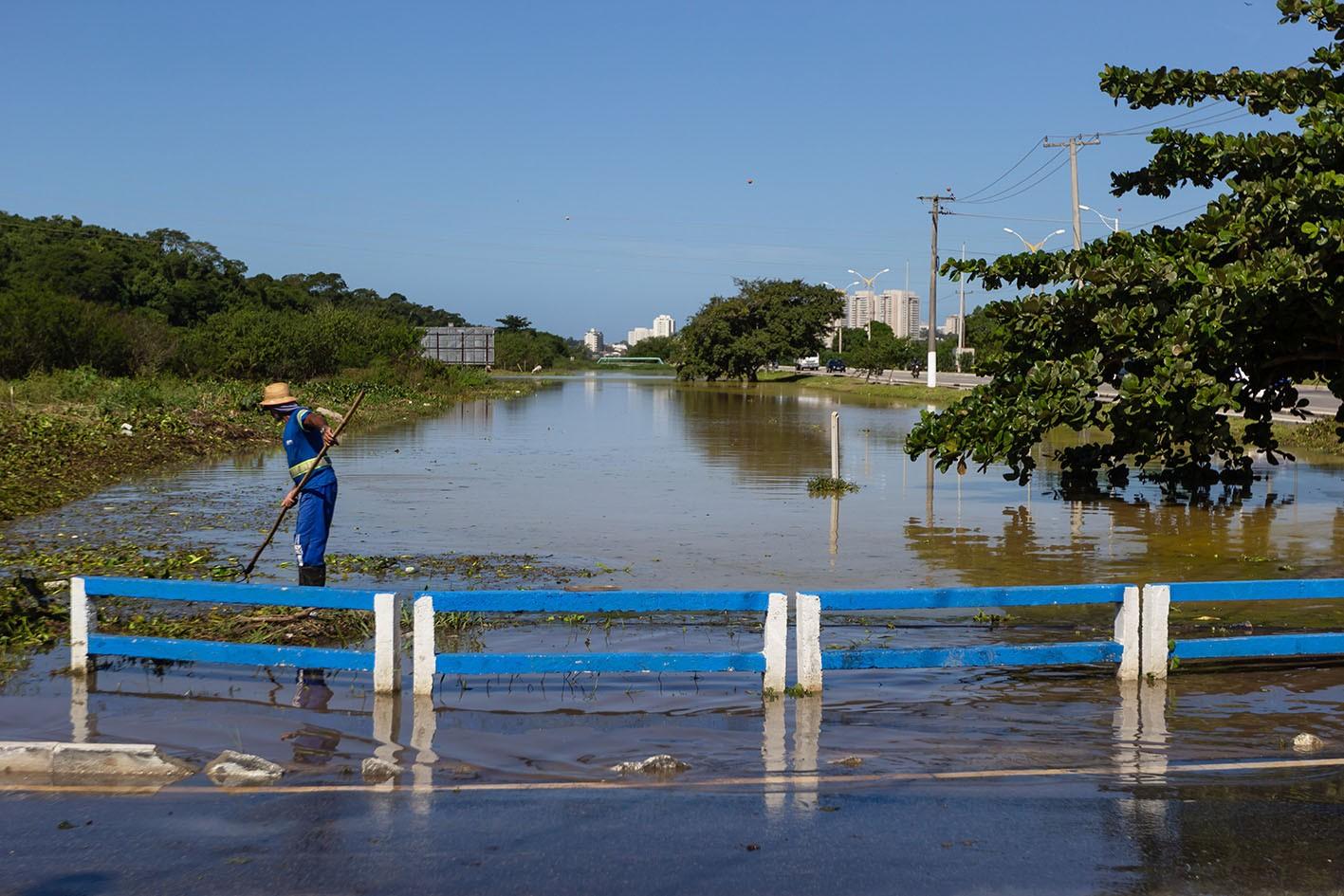 Macaé acumulou o maior volume de chuvas no Estado do Rio entre sexta e domingo - Noticias