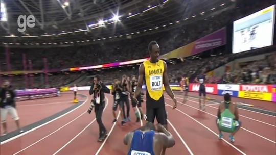 Gatlin diz que vaias em Londres o machucaram e pede desculpas por doping