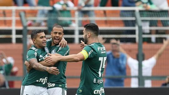 Foto: (Cesar Greco/Agência Palmeiras)