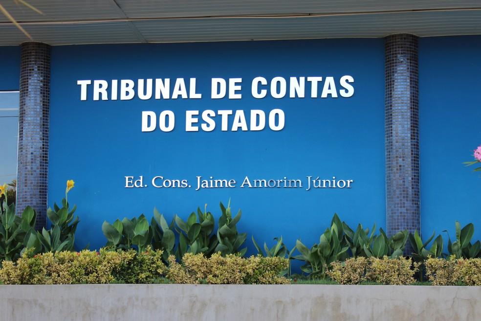 Tribunal de Contas do Piauí — Foto: Yara Pinho/G1