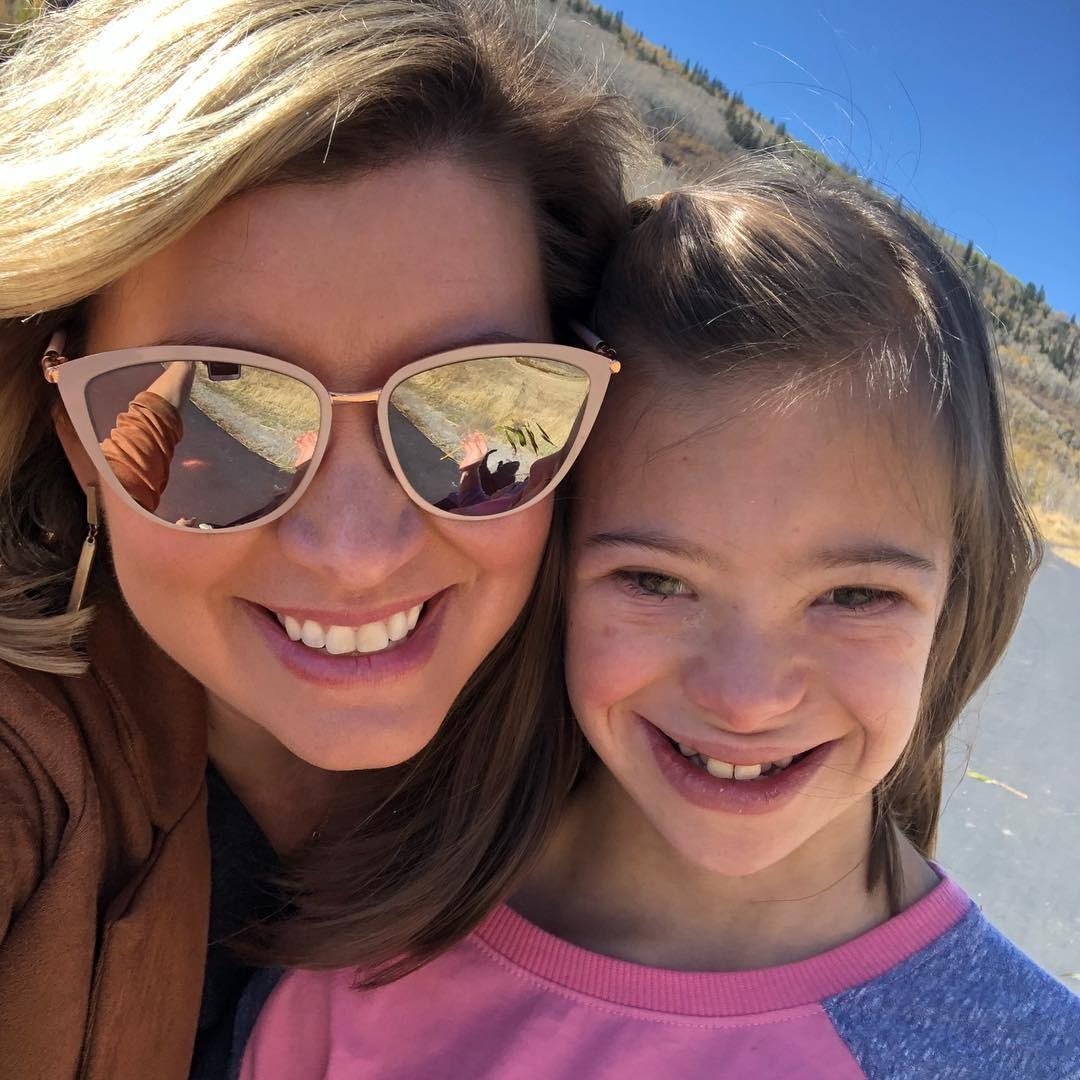 Kecia com Bree (Foto: Reprodução / Instagram)