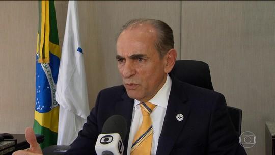 Marcelo Castro pede demissão do cargo de ministro da Saúde