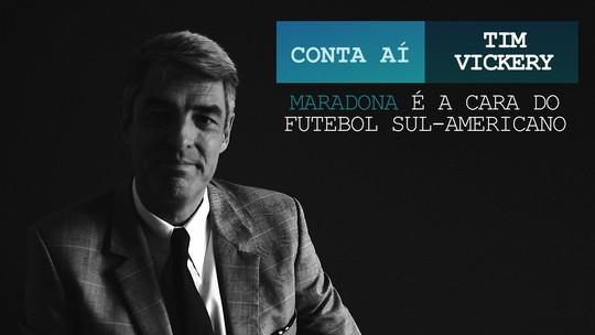 Tim Vickery, há 25 anos no Brasil, compara futebol sul-americano ao europeu; veja